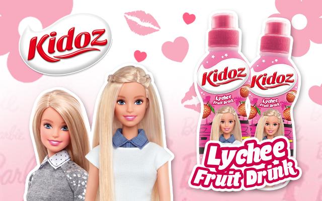 Barbie Lychee Dinks